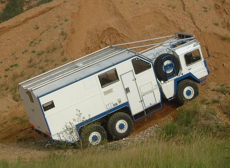 MAN 28 360 6x6 пассажирский вахтовый автобус продажа  / Раздел