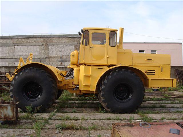 Новые трактора к-701 400 лс
