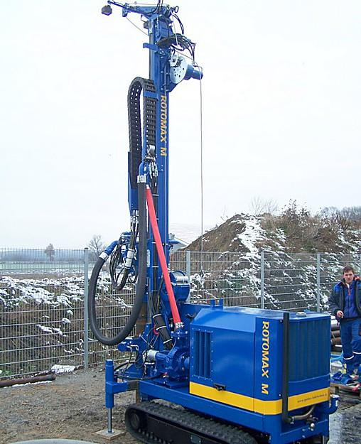 Буровая установка для бурения скважин на воду