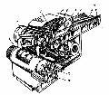 """Измельчитель кормов ИКВ-5А  """"Волгарь-5 """".  0,55 - 1 машина.  Технологическая схема приготовления кормов."""