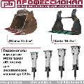 Производство и продажа ковшей прямая и обратная лопата емкостью до 30 м.куб. для...