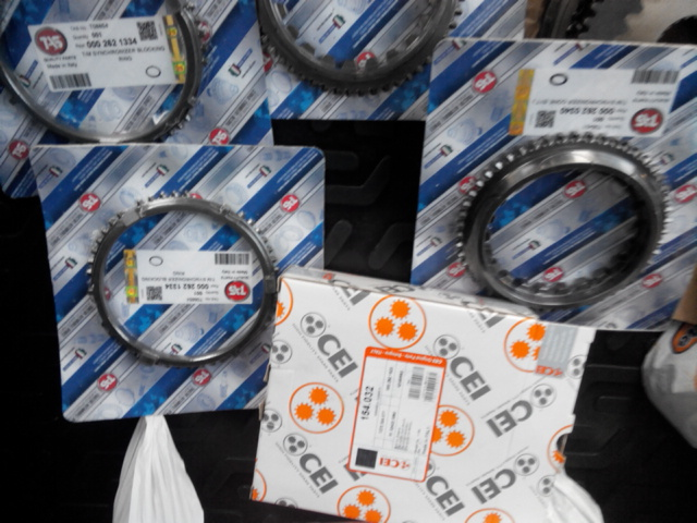 Запчасти кпп tas, euroricambi, cei, zf на daf, man, volvo, iveco, scania, r