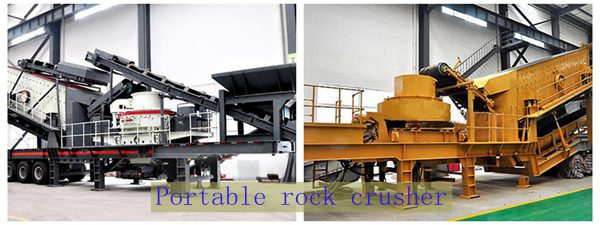 Outstanding Performance of FTM Mobile Stone Crusher